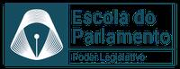 Marca da Escola do Parlamento da Câmara de Barueri