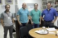 Arquivo Público recebe visita de comitiva de Itapecerica da Serra