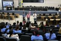 Câmara de Barueri inicia campanha do Outubro Rosa