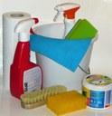 Câmara licita compra de material de limpeza