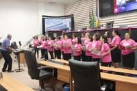 Câmara promove palestra de conscientização para mulheres