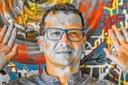 Câmara recebe exposição de artista plástico colombiano