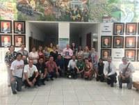Câmara recebe integrantes do Núcleo Municipal de Objetivos de Desenvolvimento Sustentável