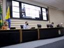Equipe da Prefeitura presta contas à Comissão de Finanças sobre metas fiscais