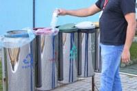 Estudantes terão atividades para incentivo à reciclagem
