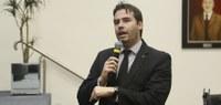 Fabião propõe uso de drones em patrulhamento da Guarda Municipal