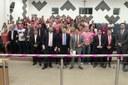 Funcionários da Câmara participam do Dia do Rosa