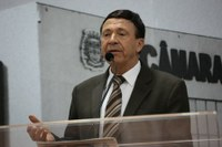 José de Melo pede a construção de um centro comunitário
