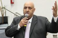Luiz do Supermercado Silva pede academia ao ar livre no Engenho Novo