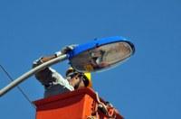 Luizinho do Camargo pede melhorias na iluminação pública