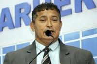 Luizinho do Camargo propõe criação de área de lazer na Chácaras Marco