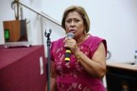 Maria Evangelista solicita unidade móvel da GCM