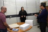 Modelo de gestão documental da Câmara é inspiração para Legislativo de Manaus