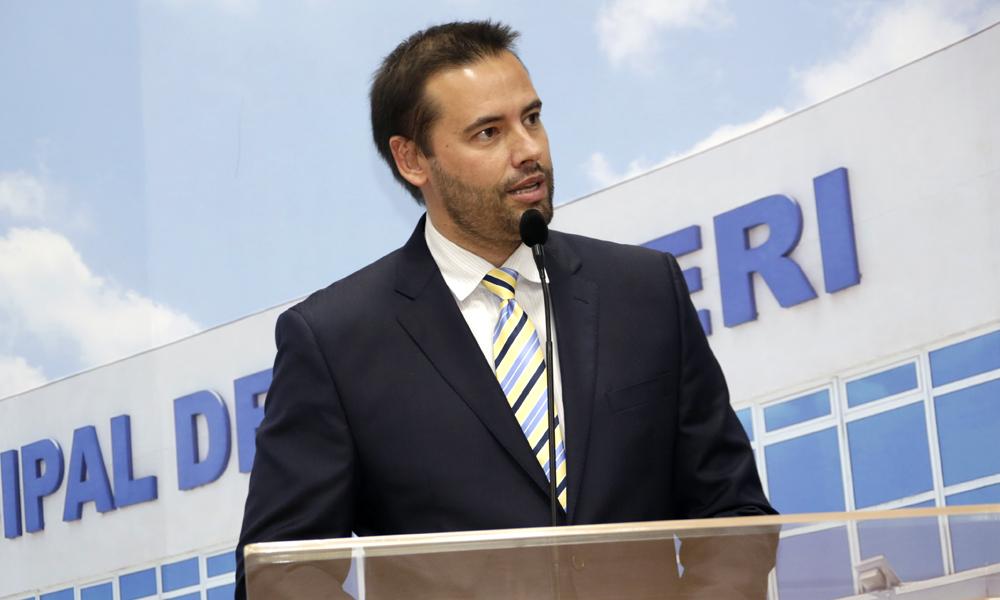Plenário elege Fabião para a presidência da Câmara
