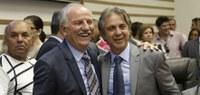 Prefeito, Vice – prefeito e Vereadores são empossados no primeiro dia do ano de 2017