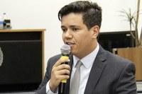 Rodrigo Rodrigues pede aumento de pressão na rede de água do Jardim dos Altos