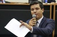 Rodrigo Rodrigues pede criação de centro aquático em Barueri