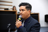 Rodrigo Rodrigues pede mais lazer para moradores do Jardim Califórnia