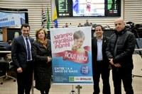 Rotary Club Barueri Tamboré convoca população para campanha de vacinação