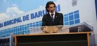 Zetti Bombeirinho pede correspondente bancário para o Parque Viana