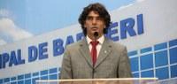 Zetti Bombeirinho pede proibição na comercialização de buzina a gás